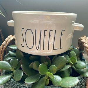 Rae Dunn Souffle Bowl